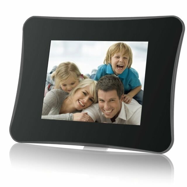 Coby Dp750 7 Digital Photo Frame With Multimedia Playback Ebay