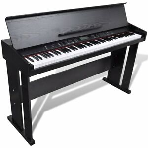 Electronic-Digital-Piano-88-Key-Keyboard-Stand-Classical-50-Demo-Song-Electric