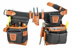 Occidental Leather 9850lh Fat Lip Tool Bag Set