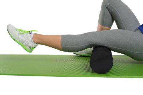 SoftX ® fascias rôle Ø 95 mm Noirfaszienrolle Fitness rôle Massage Rôle