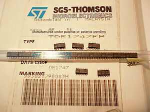 1-pieces-TDE1747FP-INTERFACE-CIRCUIT-RELAY-AND-LAMP-DRIVER-NEW