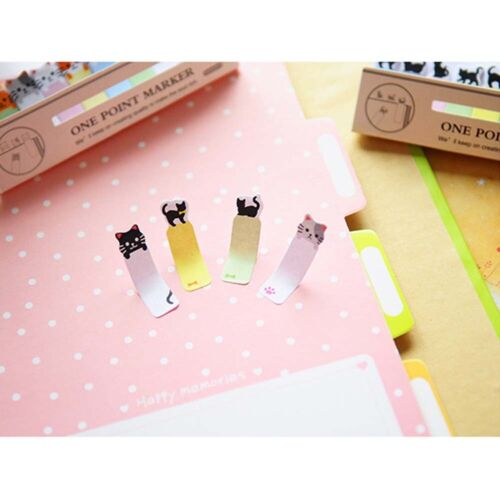 Lovely  Memo Pad Notebook Fridge Magnets Stickers