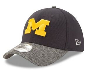 the best attitude 964b8 b4e13 Image is loading Michigan-Wolverines-New-Era-NCAA-39THIRTY-034-Team-