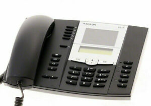 6771 sw UP//N Systemtelefon TOP!!! OpenPhone71 bgl Set 4 x Aastra DeTeWe