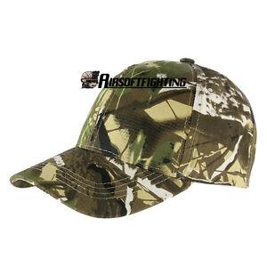 Hot-Military-Hunting-Cap-Outdoor-Camo-Hat-Fishing-Hiking-Baseball-Cap-Round-top