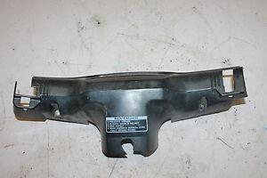 1985 Honda Aero 50 Handlebar Handle Bar Gauge Speeometer