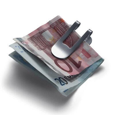 Georg Jensen Money Clip Stainless Steel # 5071