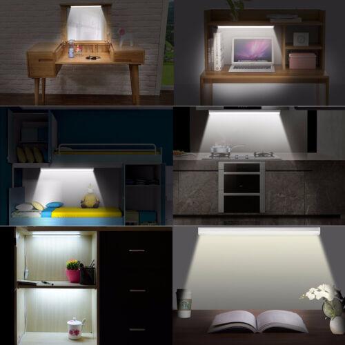 72 LED Hard Rigid Light Bar Fluorescent Tube Strip 2835 SMD Showcase Lamp 220V