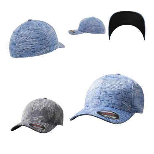 Original Flexfit Basecap Jacquard Knit Cap Cappy Caps Kapp Baseball Cap Mütze