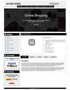 Ebay download responsive template