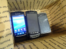 Lot of 14 Sony Xperia Play R800X Verizon Smartphones Most Power On AS-IS