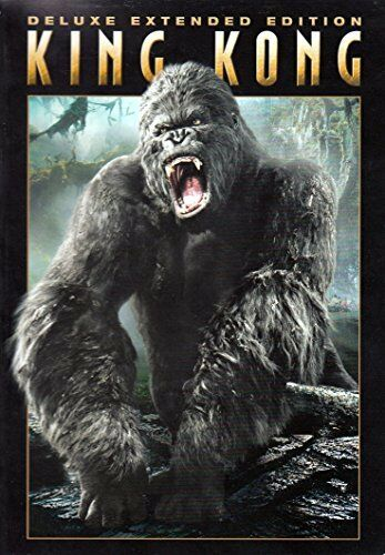 King Kong [DVD] [2005] [Region 1] [US Import] [NTSC] - DVD  2CVG The Cheap Fast