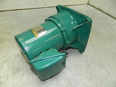 Fuji Electric Geared Motor 36 RPM # LSSG200T-50 Used 3 Ph WARRANTY 220 VAC
