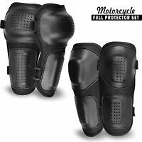 Motorcycle Set of Knee and Elbow Protector Protective Brace Support for Skate