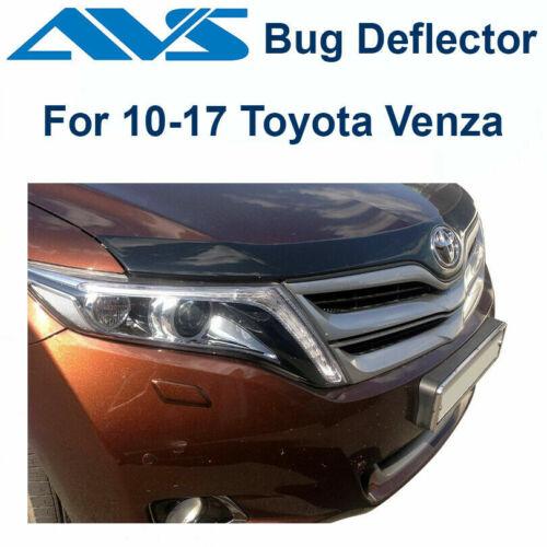 AVS Aeroskin Dark Smoke Hood//Bug Protector For 2010-2017 Toyota Venza 322008