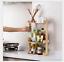 2-3-Tier-Wooden-Kitchen-Spice-Jars-Rack-Holder-Shelves-Storage-Free-Standing-NEW thumbnail 13