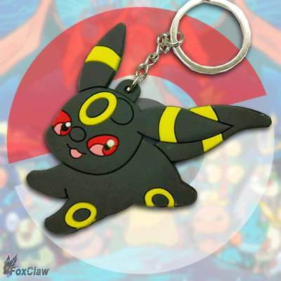 Pokemon Pikachu Evoli Glumanda Schlüsselband Schlüsselbänder keychain 1Stk