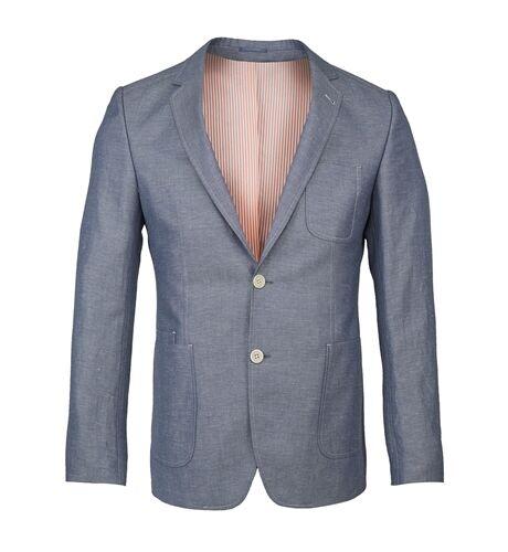 Guide London Slim Fit Blazer bluee Mens 42 Box75 14 P
