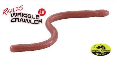 Duo Realis Wriggle Crawler 4.8inch F031 Wormy 20pcs//pack