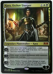 1x Foil Kaya Orzhov Usurper Near Mint Magic Planeswalker Ravnica Allegiance Rna Ebay You'll always play this in orzhov, but won't take it over premium removal. details about 1x foil kaya orzhov usurper near mint magic planeswalker ravnica allegiance rna