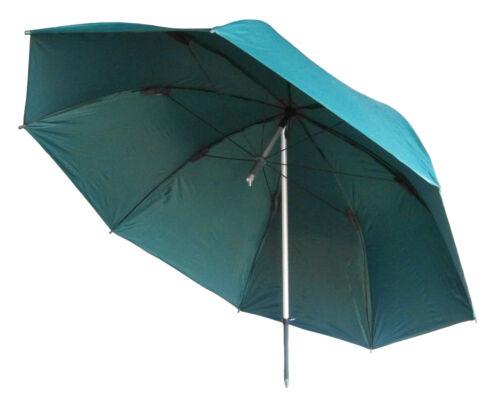 """Passen Angel Regenschirm mit Etui MDI De luxe 45/"""" 100/% Grün Wasserfest Grob"""