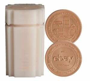 Tube-of-20-2018-1oz-Copper-Akron-Round-999-eBay-Retail-Revival-Series