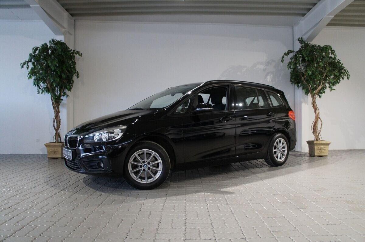 BMW 218d 2,0 Gran Tourer Advantage 5d - 234.900 kr.