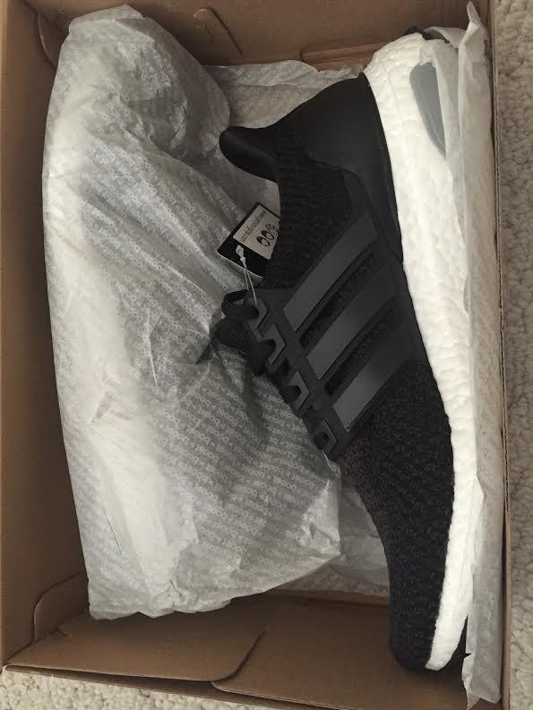 Adidas Adidas Adidas ultra impulso nucleo nero atr 8,5 nuovo raro scorte morte ltd aq5954 bianco f41eb4