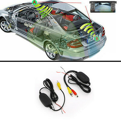 2.4GHz Wireless Transmitter Receiver Module for Car Rear View Backup Camera Fine