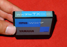 ultra rare yamaha cartridge wx7 for tx802 WDB02 tx 802 dx data rom dx7 wx5 adp-1