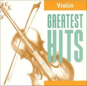 New-VIOLIN-GREATEST-HITS-Various-Artists-Classical-Music-Scores-CD