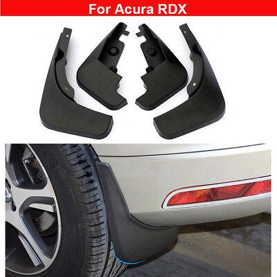 4 Mud Flaps Splash Guard Fender Car Mudguard for Acura RDX 2013-2017 14 15 16