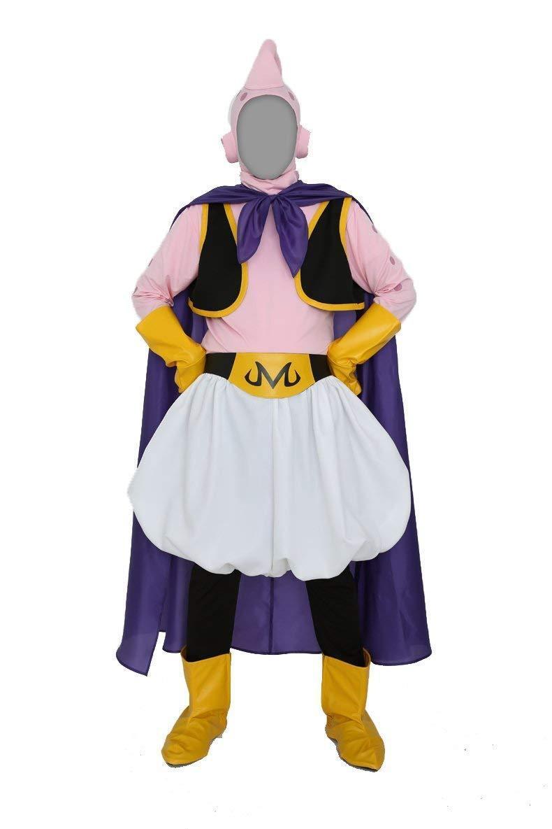 Dragon Ball Devil Cosspela Uniform Costume Full Set Hallågeen Decor Tool35;H5