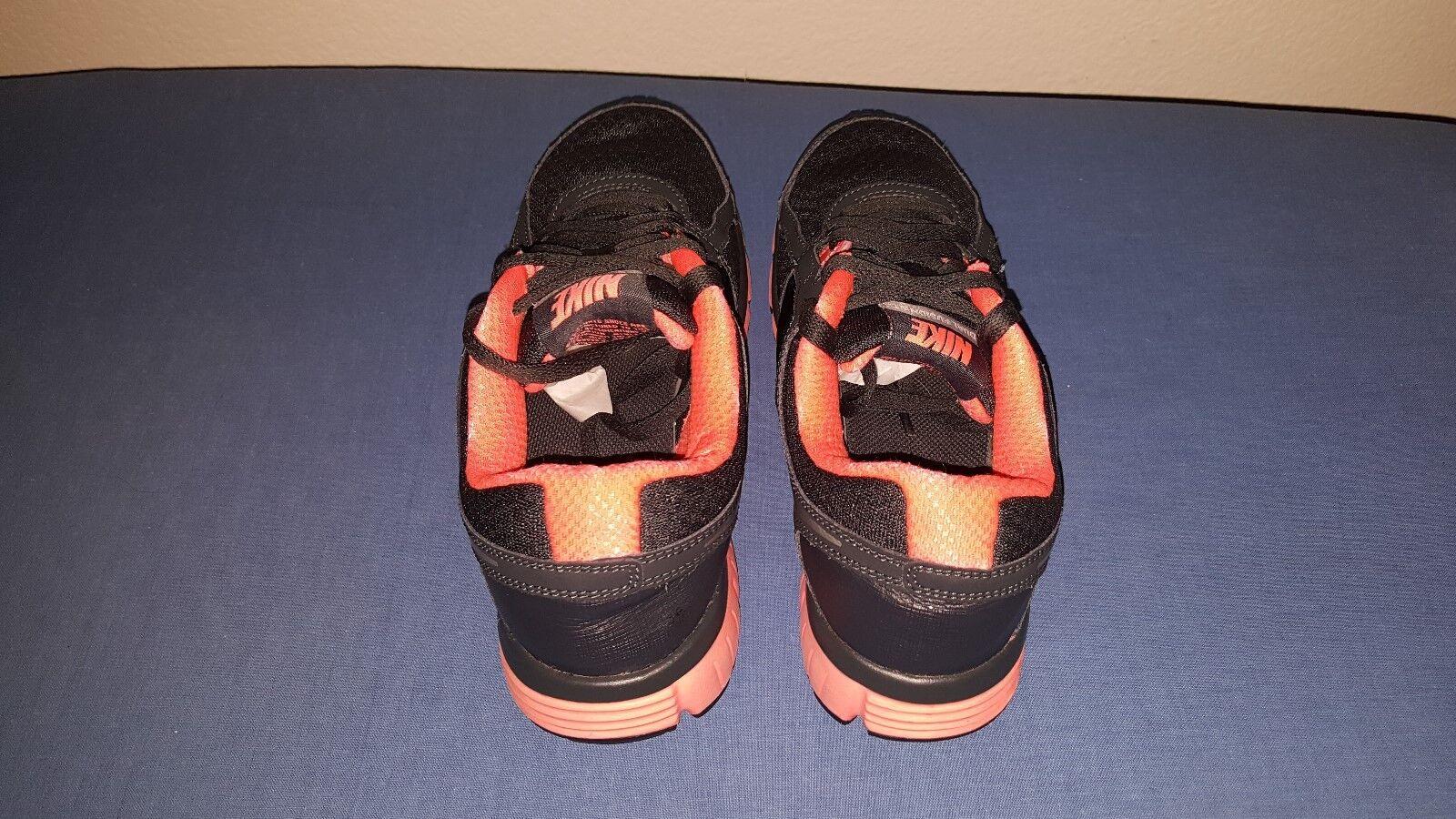 Nike Nike Nike doppia fusione delle nero arancia scarpe taglia 6 | acquisto speciale  | Uomini/Donne Scarpa  67602b