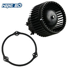 NEW Heater A/C AC Blower Motor w/ Fan Cage  fit Cobalt HHR G5 Pursuit Ion