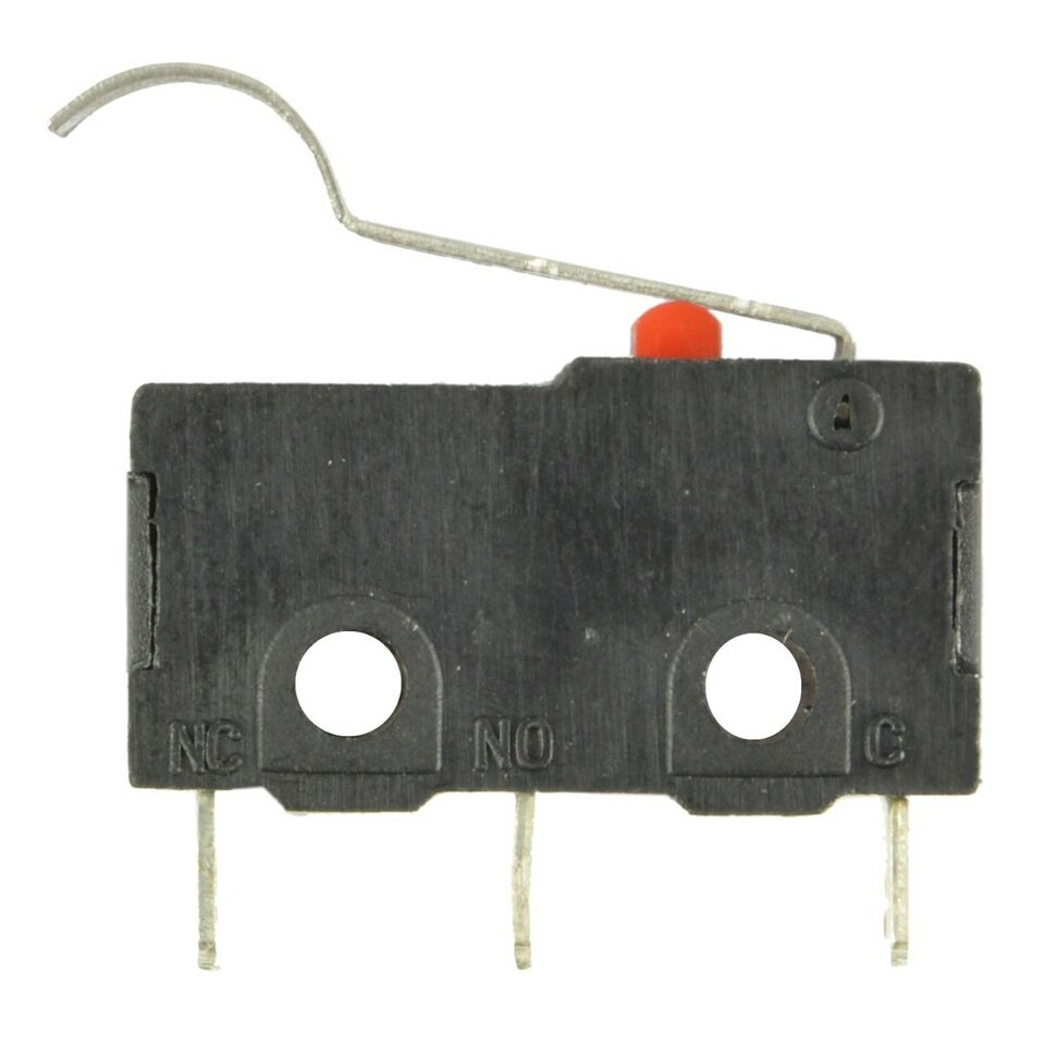 3D Printer, Mikrokontakter / micro switch, Perfekt