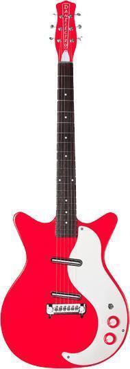 Danelectro DE 59M NOS RD E-Gitarre