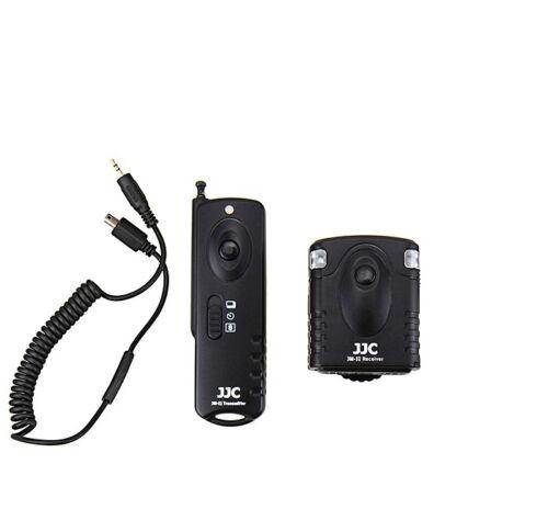 Radio Disparador Inalámbrico Para Fujifilm S9600 S100fs Hs35exr X-s1 X-e1 Etc Jjc K II