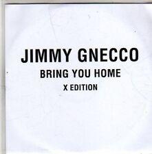 (CB803) Jimmy Gnecco, Bring You Home - DJ CD