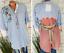 Stickerei Crinkle Bluse m Tunika Vintage Neu Wiya 38 B Italy Boho 36 S Patchwork YwY86xq