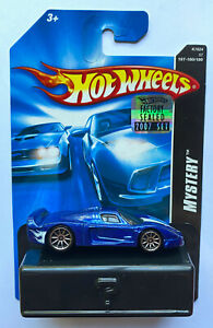 2007-Hotwheels-Maserati-MC12-Le-Mans-Race-Car-Mystery-Car-MINT-Very-Rare