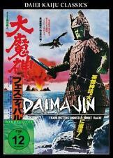 Hideki Ninomiya - Daimajin - Frankensteins Monster nimmt Rache (OVP)