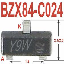 50 Stück BZX84C15 ZENERDIODE SMD 24V 0,3W Philips