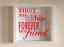IKEA RIBBA Box Frame Personalised Vinyl Wall Art Quote First my Nan