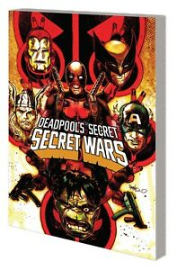 DEADPOOLS-SECRET-SECRET-WARS-TPB-BUNN-MARVEL-COMICS-TP-NEW-NM