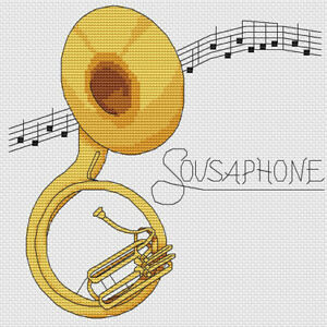 Sousaphone-Cross-Stitch-Design-W203mm-X-H203mm-W8-034-X-H8-034-kit-o-el-cuadro