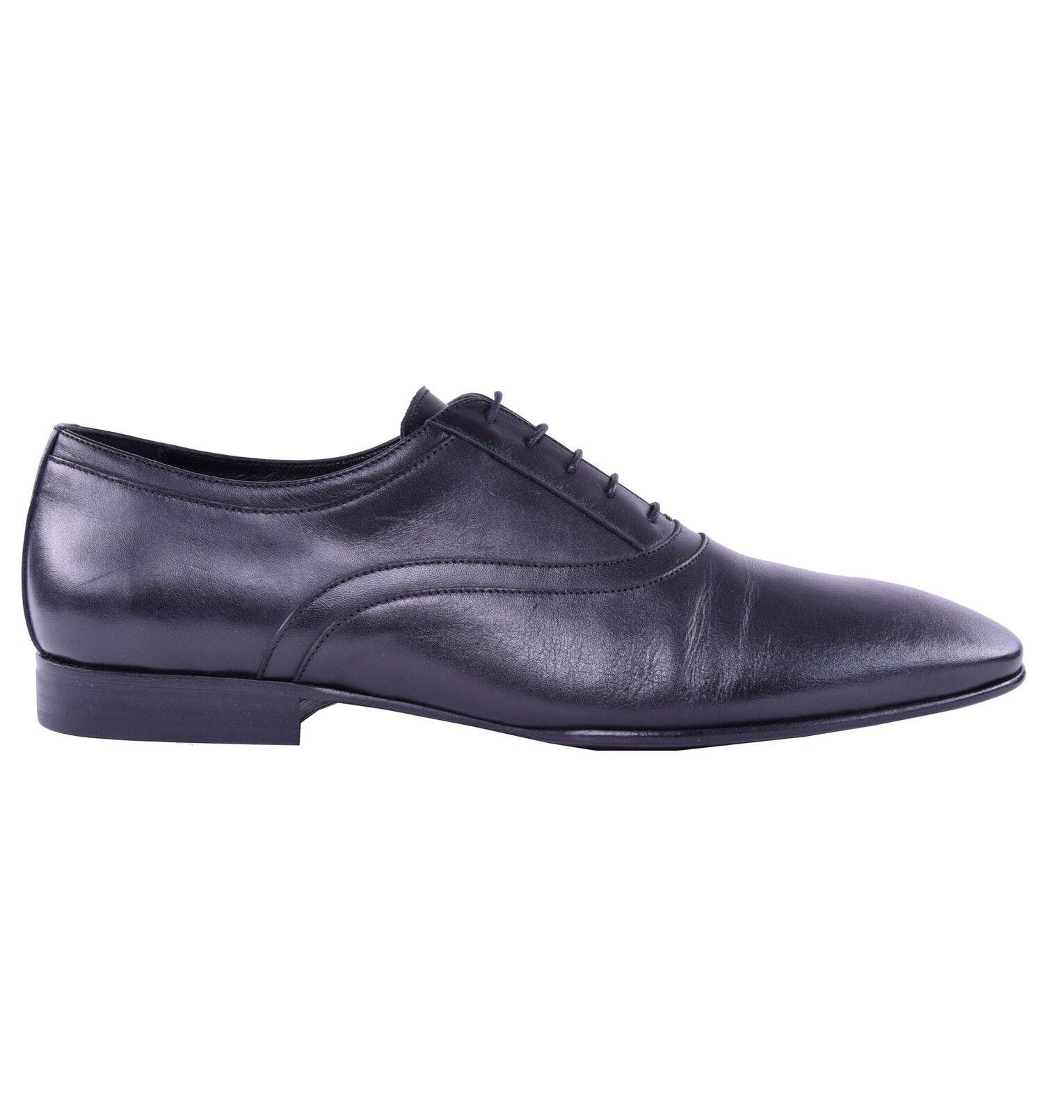 John Galliano shoes d'affaires black shoes black 03965