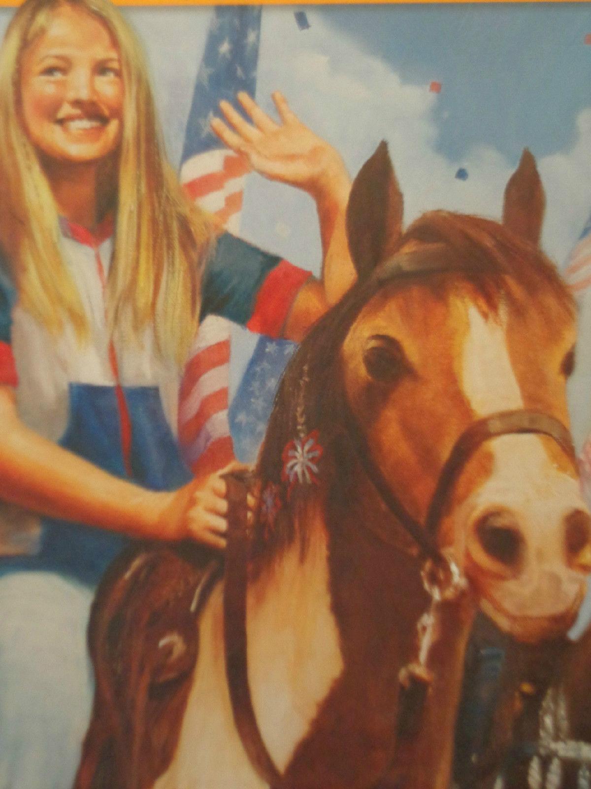 Lote American Girl Julie Set En Caja Enorme De Tapa Dura Libros De Lujo