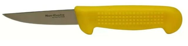 """New Hunting Rabbit Utility Knife 4"""" Survival Blade Camping Fishing Hunt Fixed"""