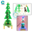 thumbnail 3 - Rotating Music Colorful Christmas Tree LED Water Lamp+Breathing Light DIY Kits